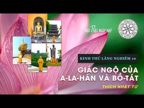 Kinh Thủ Lăng Nghiêm 10 (2013): Giác ngộ của A-la-hán và Bồ-tát