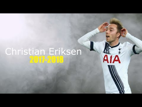 Christian Eriksen - Ultimate Skills & Goals | 2018