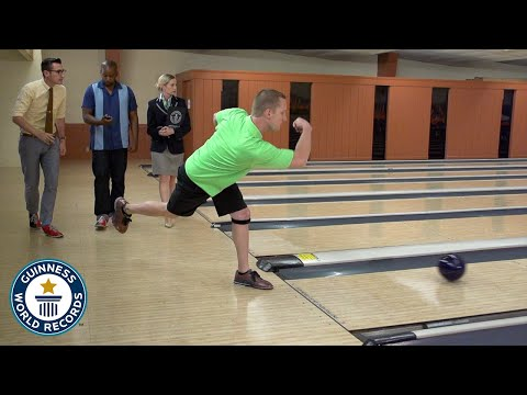 How Many Bowling Strikes Does it Take to Create a World Record?