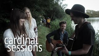 <b>Conor Oberst</b>  Lua With First Aid Kit & Dawes  CARDINAL SESSIONS Haldern Pop Special
