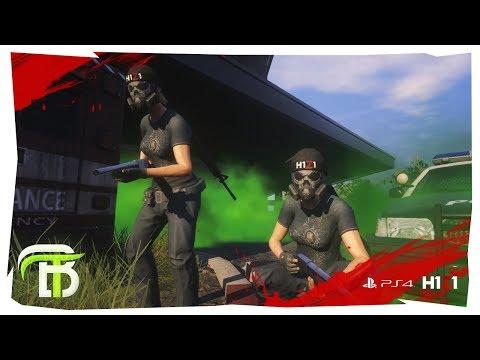 H1z1 ps4 gameplay machine gun op (h1z1 ps4)