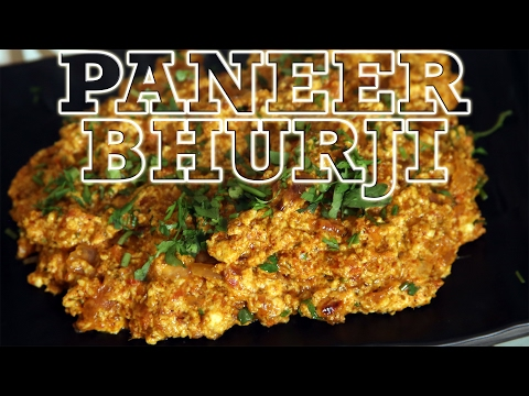 Video Paneer Bhurji | Veg Recipes | Healthy Punjabi Recipes | Home Style | Indian Recipes | Cook Book