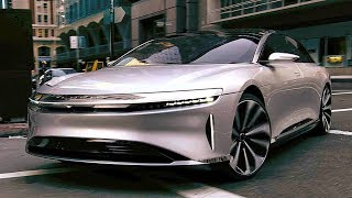 2020 Lucid Air: a 1000 HP electric Tesla-killer with 400 mile range