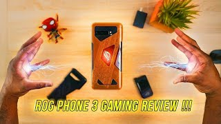 Asus ROG Phone 3 Review: More Than Just a Spec Monster?