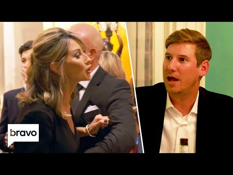 Ashley Crashes Patricia's Party & Austen Is Ambushed | Southern Charm Finale Highlights (S6 Ep14)