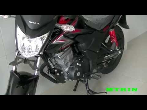 HONDA VERZA 150 Video