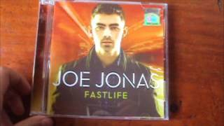Joe Jonas - Fast life [Album review]