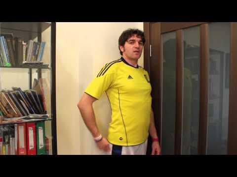 Кифоз грудного отдела упражнения видео