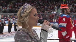 Пелагея - Гимн России (2016-09-08)