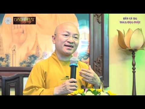 Bảy lý do tiếp tục theo đạo Phật