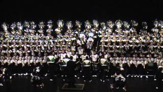 Ohio University Marching 110 - Creatures for a While - 311 - 2012 Varsity Show