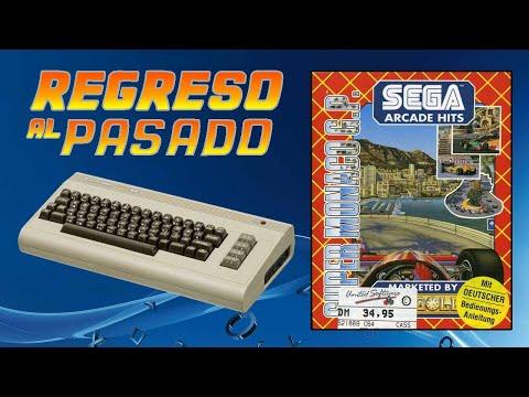 REGRESO AL PASADO - T01E100   Super Monaco GP - 1991 - C64