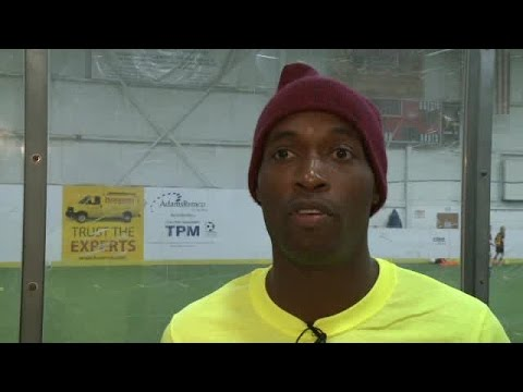 DaMarcus Beasley full interview 12/28/16 in Fort Wayne