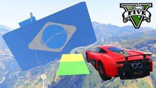 GTA V Online: CORRIDA DA COPA! - BANDEIRA do BRASIL!!!