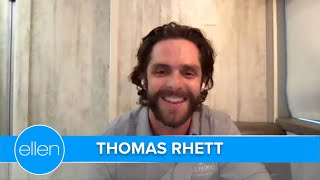 Thomas Rhett Has Become a Stereotypical Dad