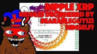 Ripple XRP: Riddles Deciphered By BearableGuy123 Himself? - Predicts R3