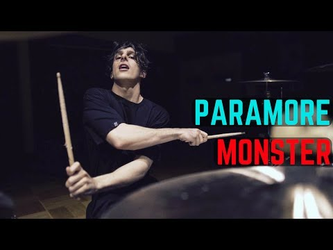 Paramore - Monster - Drum Cover