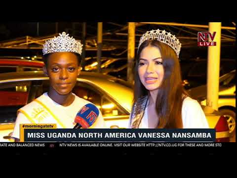 Beauty Queens Nansamba, Katerina check in ahead of '2020 Cares Tour'