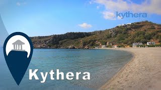 Kythera | Platia Ammos Beach