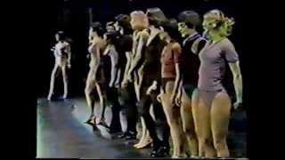 A Chorus Line 1976 Tony Awards