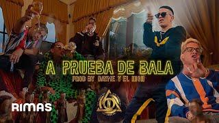 A Prueba de Bala - Lenny Tavárez (Video)