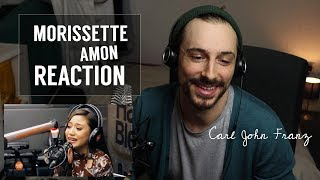 Vocal coach REACTION to Morissette Amon (Akin Ka Na Lang)