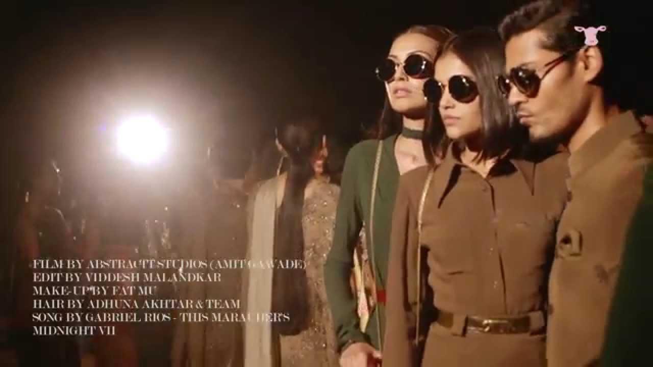 FAT MU Lakme Fashion Week 2015 DAY 1 SABYASACHI!