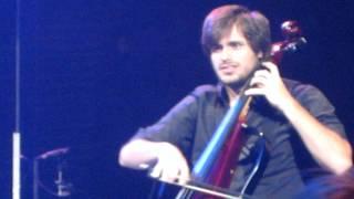 Luka Sulic and Stjepan Hauser  2Cellos at Elton John Richmond