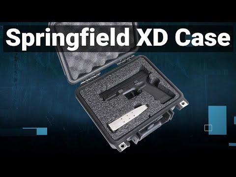 Springfield XD Pistol Case - Featured Youtube Video