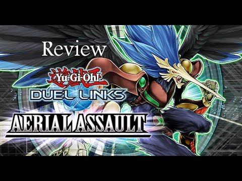 รีวิวกล่องใหม่ : Aerial Assault  [Yu-Gi-Oh! Duel Links]