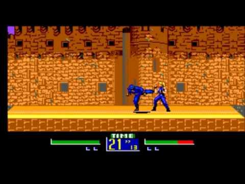 Sega Master System - Virtua Fighter Animation (Part 2)