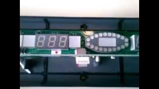 Плата электронная PE1740 для печи UNOX XVC/E 5 серия