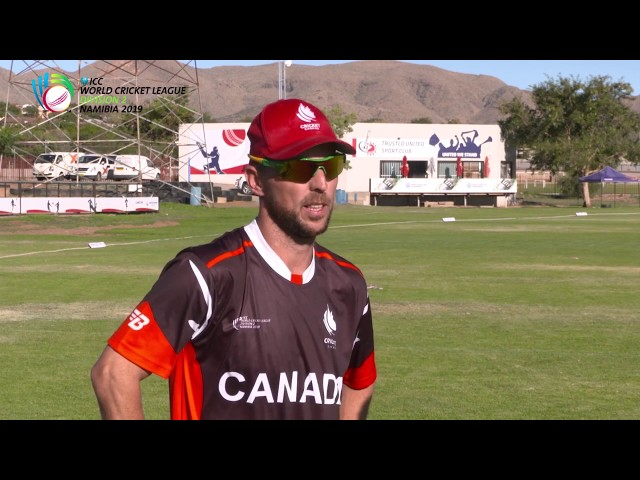 ICC WCL division 2: Namibia v Canada highlights