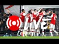 Arsenal 2-0 Manchester United   Premier League   Arsenal Nation Live