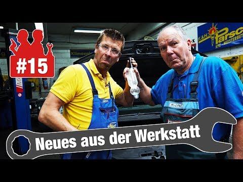 Wohin verschwindet bloß das Kühlwasser? | VW Touran | Neues aus der Werkstatt #15