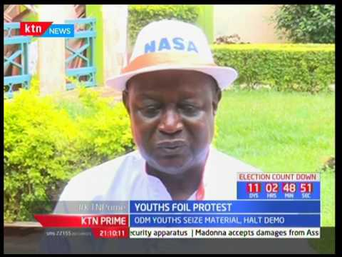 Leaders in Kisumu accuse Jubilee of conspiring to divide NASA ahead of the August general elections