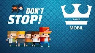 Moje nová hra! - Gamee - Don´t STOP - 5 tipů a triků [Mobil]