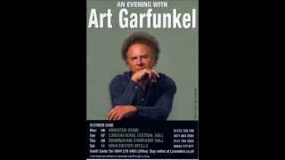 Art Garfunkel - The Promise - Live (audio)