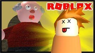Escape Evil Grandma S House In Roblox Youtube - Do Not Play Roblox At Grandpa S House Roblox Escape The Evil