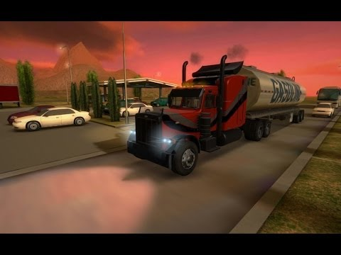 Truck Simulator 3D for Android / iOS