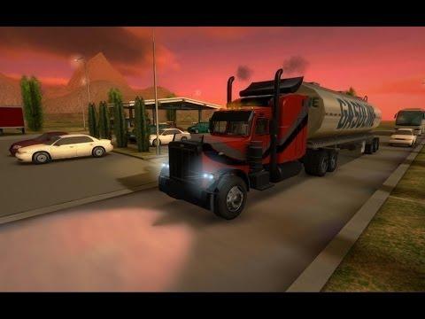 Video of Truck Simulator 3D