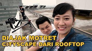 5 Tips Foto Cityscape Dari Rooftop