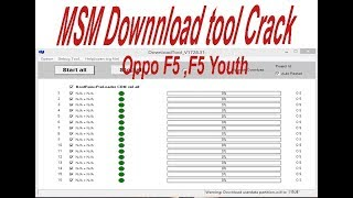 activate msm download tool without username password - Video hài mới