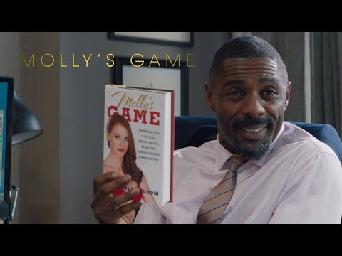 Molly's Game TV Spot 'All In Review'