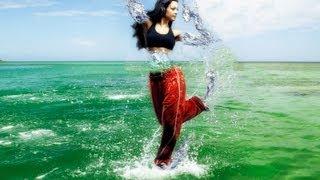 Photoshop CC: Эффект воды