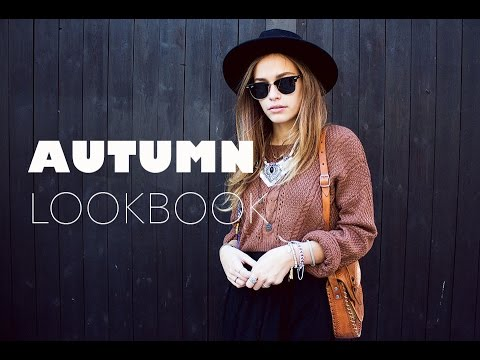 AUTUMN LOOKBOOK #1 | Amissmelle
