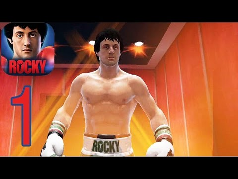 Real Boxing 2 ROCKY - iPhone Gameplay Walkthrough Part 1