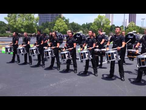 2014 Cascades drumline. I was the snare tech for this group. This is our lot warmup from the Atlanta regional.
