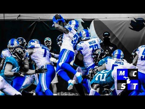 Detroit Lions Whoop Jacksonville Jaguars 34-16