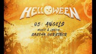 HELLOWEEN - Angels (Official Lyric Video)